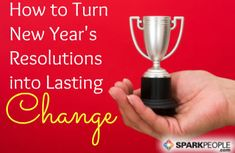 Make Your New Year''s Momentum Last via @SparkPeople