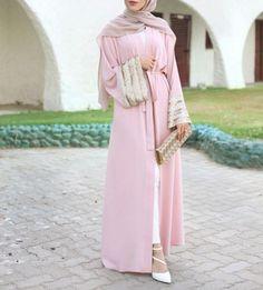 Iranian Women Fashion, Islamic Fashion, Muslim Fashion, Modest Fashion, Girl Fashion, Fashion Looks, Mode Abaya, Mode Hijab, Eid Outfits