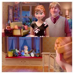 Find images and videos about disney, frozen and dreamworks on We Heart It - the app to get lost in what you love. Princesa Disney Frozen, Anna Disney, Disney Frozen Elsa, Disney Princess Babies, Disney Princess Fashion, Cute Disney Pictures, Disney Princess Pictures, Jelsa, Anna Y Kristoff