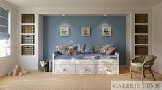 Pokój dla dziecka: ładnie, prosto, funkcjonalnie!