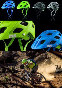 iXS Trail RS Enduro Helmet