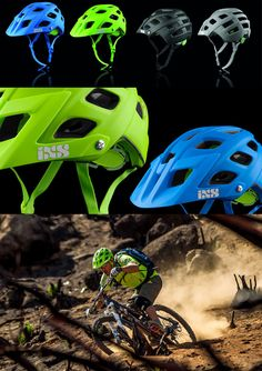 iXS Trail RS Enduro Helmet