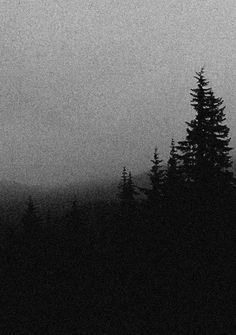 Memes Arte, Dark Landscape, Black Metal, Black And White, Arte Obscura, Solitude, Satan, Lonely, Drawer