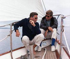 30 amazing photographs of JFK: http://all-that-is-interesting.com/john-kennedy-photos