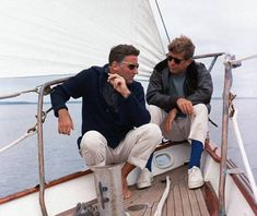 30 amazing photographs of JFK: http://all-that-is-interesting.com/john-kennedy-photos