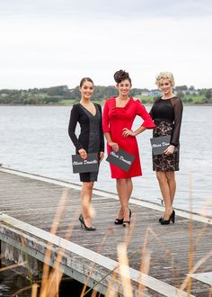 By the Wineport dressed for Dinner ❤️ Stylish Dresses, Dinner, Red, Dining, Elegant Dresses, Food Dinners, Dinners