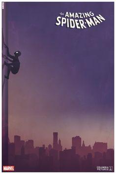 Amazing Spider-Man Art Posters By Matt Ferguson