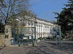 Hotel Trianon Palace à Versailles.