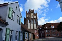 A Visit to Wittenberge Germany, In This Moment, City, Places, Brandenburg, Deutsch, Cities, Lugares