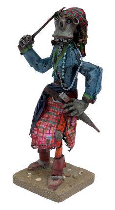 Pirata zumbi / Zombie pirate