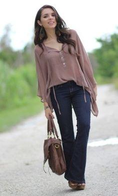 # WholesaleBagClan.COM  Cute Fall outfit!