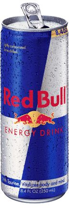 FREE 4-pack of Red Bull