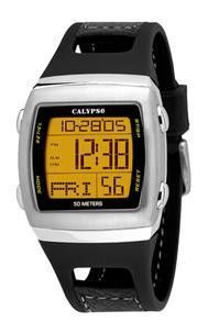 Calypso K5333/2 pánské digitální(digitálky) 50M
