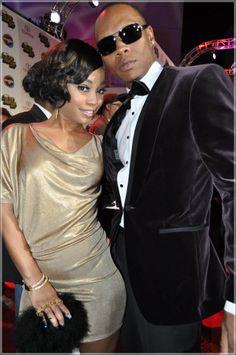 RONNIE D AND WIFE SHAMARI