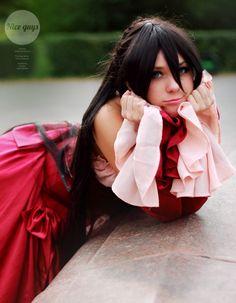 Pandora Hearts: Alice B-Rabbit by Torchilina.deviantart.com on @deviantART