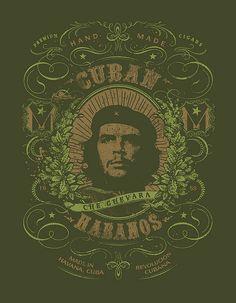 Cuban Habanos by Derrick Castle