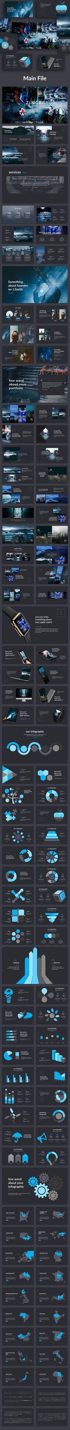 Zinger Creative Keynote Template — Keynote KEY #start up #enterprise • Download ➝ https://graphicriver.net/item/zinger-creative-keynote-template/19676348?ref=pxcr