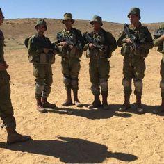 Os soldados árabes que lutam para proteger Israel
