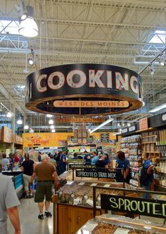 Whole Foods, West Des Moines: Yay!  #Whole_Foods #Iowa