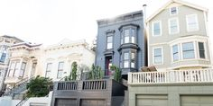 Two Google execs weave modern materials into their renovated 1871 Victorian in San Francisco.