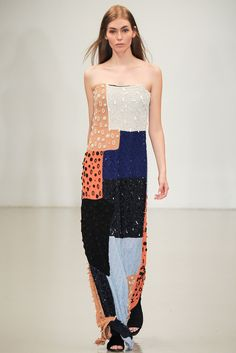 REPIN this Osman look and it could be yours to rent next season on Rent the Runway! #RTRxLFW
