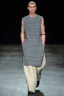 Rory Parnell-Mooney Spring Summer 2016 London Collections Men