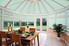 Conservatory Blinds Roof