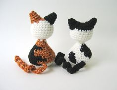 Crochet+Pattern+Cat+Amigurumi+Angel+Wings+or+by+SimplyCollectible,+$5.99