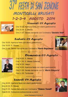 37° Festa di San Zenone a Monticelli Brusati http://www.panesalamina.com/2014/26864-37-festa-di-san-zenone-a-monticelli-brusati.html