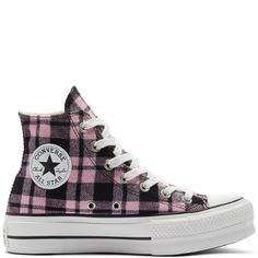 Chuck Taylor All Star Mix and Match Platform montante