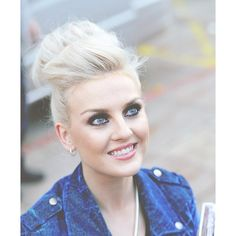 BEST PHOTOS OF PERRIE EDWARDS ❤ liked on Polyvore