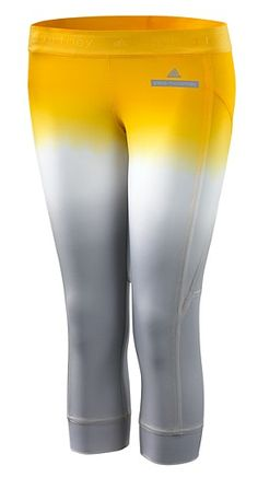 Adidas - Stella McCartney Run Three Quarter Tights