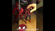 Mi colección de figuras y más Spiderman Daredevil marvel Legends parte 8 - http://www.comics2film.com/marvel/superheroes/daredevil/mi-coleccion-de-figuras-y-mas-spiderman-daredevil-marvel-legends-parte-8/  #marvel #dc