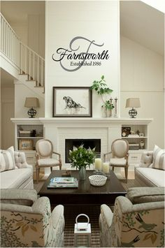 100 Best Farmhouse Living Room Decor Ideas - Home/Decor/Diy/Design Formal Living Rooms, Home Living Room, Living Room Furniture, Living Room Designs, Living Room Decor, Furniture Layout, Furniture Arrangement, Furniture Placement, Rustic Furniture