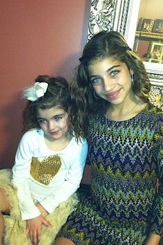 The Real Housewives of New Jersey's Teresa Giudice Shares New Pics Of Her Girls (Photos)