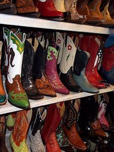 Boot Shop Santa Fe, NM