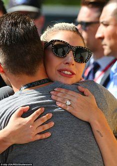 Lady Gaga Engagement Ring, Heart Shaped Engagement Rings, Luxury Engagement Rings, Cute Rings, Pretty Rings, Lady Gaga Ring, Lady Gaga Wedding, Celebrity Wedding Rings, Heart Shaped Diamond Ring