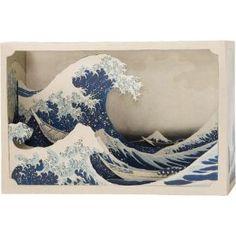 Poketo Tatebanko paper dioramas