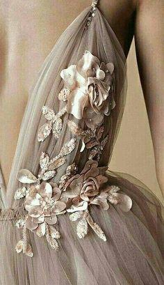 Grad Dresses, Evening Dresses, Formal Dresses, Dream Wedding Dresses, Wedding Gowns, Boho Vintage, Moda Boho, Look Chic, Dream Dress