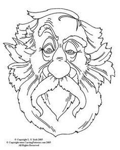 Free wood burning tracing patterns wood spirit mega for Wood burning templates free download