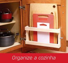 Clever Kitchen Storage spice rack! | kitchen ideas | pinterest