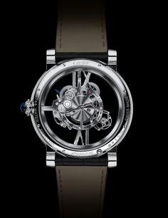 The @cartier Rotonde de Cartier Astrotourbillon Skeleton caseback. #cartier #watchtime #watchgeek
