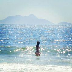 #RiodeJaneiro #Viagem #Natureza #mar #sereia