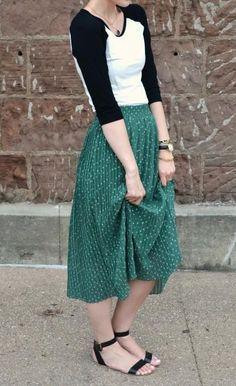 Polleras / faldas y vestidos :) fresca