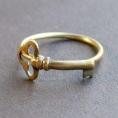 Simple Key Ring