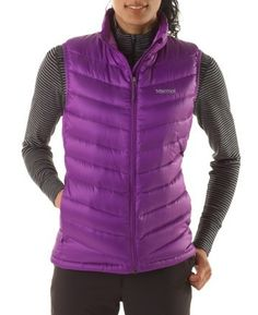my favorite shade of purple on one of my two favorite brands of outdoor clothing