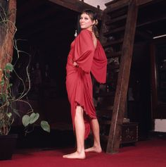 Anna-Karina by Chiara Samugheo. Photo A Day, First Photo, Pictures Of Anna, Anna Karina, Celebrity Feet, Celebrities, Dresses, Fashion, Woman