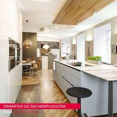 """Erwarten Sie das NONPLUSULTRA - von unserem Flagship Partner """"Küchen Design Keglevits"""" in Wien.  Erleben Sie exklusives Design und hohe Servicequalität!  """"Mit ewe als österreichischer Küchenproduzent und verlässlicher Partner können wir unseren Kunden qualitativ hochwertige Küchen anbieten, und dies nun schon seit über 30 Jahren."""" Ing. Stephan Keglevits, Wien  #ewe #eweküchen #eweflagshippartner #küchekaufen Küchen Design, Interior Design, Diy Home Decor, Sweet Home, Kitchen, Table, Furniture, House Ideas, Interiors"""