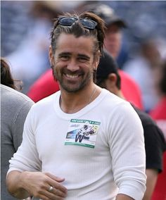 Colin Farrell looking cute and sexy