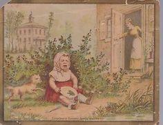 Victorian Trade Card A0 073 Domestic Sewing Machine | eBay